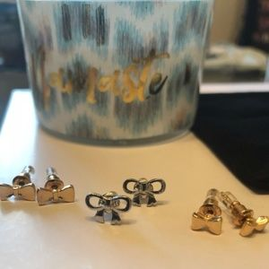 Jewelry - ALL PAIRS! Stud Earrings, All New